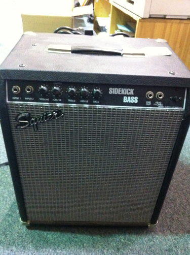 Dating fender amp for bass sidekick 50