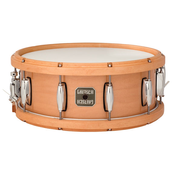 wood hoop snare 1