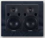 Yamaha MSP5 Powered Studio Monitor Pair Used