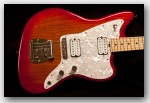 Michael Tuttle Custom Classic JM Cherry SB Electric Guitar