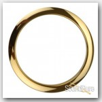 "Bass Drum O's 6"" Brass Bass Drum Port Rings"