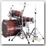 Sonor 5pc Essential Force Studio Drumset-Brown Fade