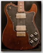 Nash T-72 DLX Mocha Electric Guitar SND-123