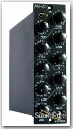 Alta Moda AM25 Equalizer for 500 Series