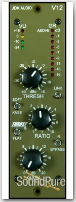 JDK Audio V12 - 500 Series Compressor