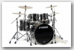 Sonor 4pc Prolite Stage 3 Drum Set-Brilliant Black