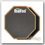 "Evans HQ 12"" Real Feel Drum Double-Sided Practice Pad"