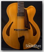 Mapson 7-String Lusso Archtop Guitar