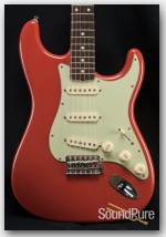Fender Custom Shop 1959 NOS Fiesta Red Stratocaster - Used
