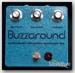 Montgomery Appliances Buzzaround Fuzz Pedal - Used