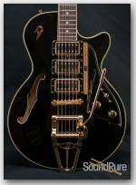 Duesenberg Starplayer DTV Custom Black Electric Guitar