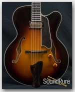 Eastman T146SM-SB Classic Thinline Archtop Guitar 5070