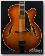 D'Aquisto New Yorker Electric Archtop Guitar Sunburst - USED