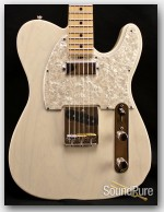 Tuttle White Blonde Nitro Custom Classic T Guitar - Demo