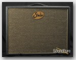 Suhr Badger 1X12 Cabinet - Black (Unloaded)