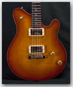 Michael Tuttle Carve Top Deluxe Ice Tea Burst #10 - Used