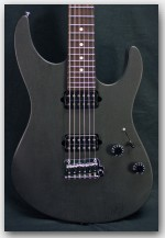 Suhr Modern Satin Pro Black HH Electric Guitar