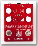 Caroline Guitar Company Wave Cannon MKII Distortion Pedal