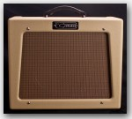 Carr Amplifiers Rambler 28W 1x12 Combo Amp - Cream