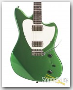 Kauer Guitars Arcturus Emerald Green Electric Guitar