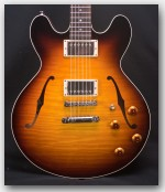 Collings I-35 LC Tobacco Burst Electric w/ ThroBak Pickups