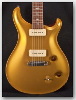 PRS Ted McCarty TM DC 245 Soap Bar Gold Top - Used