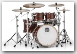 Mapex Armory 5pc Rock Shell Pack Transparent Walnut