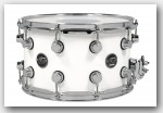 DW Performance Series  8x14 Snare Drum Ice White