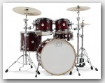 DW Design Series 5pc Standard Kit Cherry Stain