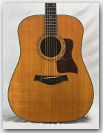 Taylor 1991 K20 Koa Dreadnought Acoustic Guitar - Used