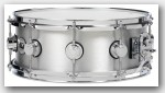 DW Collectors Series 3mm Aluminum Snare 5.5x14