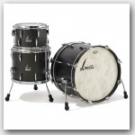 Sonor Vintage Series Three20 Shell Set Onyx