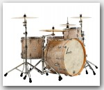 Sonor 3pc Vintage Series Three22 Shell Set Vintage Pearl