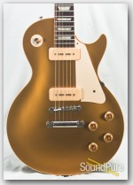 Gibson Les Paul '56 Reissue VOS Goldtop #67337 - Used