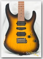 Suhr Modern Antique GG Tobacco Burst Electric Guitar #26038