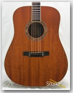 Larrivee D-05 Unicorn Inlay Mahogany Acoustic #20841 - Used