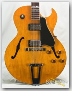 Gibson ES-175D Natural Archtop Electric Guitar - Used