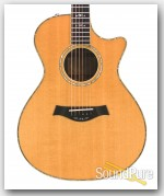 Taylor 2007 912CE Acoustic/Electric Guitar - Used