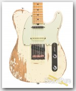 Suhr Classic T Extreme Antique Vintage White SSS #29485