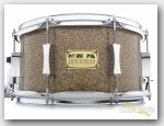 Pork Pie 7x13 Maple Snare Drum-B20 Sparkle