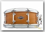 Craviotto 5.5x14 Mahogany Custom Snare Drum BB/BB