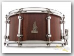 Brady 7x13 Jarrah Block Snare Drum Satin Finish