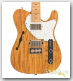 Suhr Alt T Pro Vintage Natural HH Electric Guitar #JST0V5A