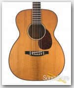 Bourgeois Aged Addy/Mahogany Deep Body/Big Soundhole OM