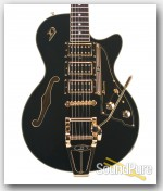 Duesenberg Starplayer TV Custom Black 3-Pickup #160972