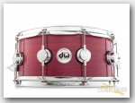 DW 6x14 Collectors Series Purpleheart Snare Drum