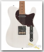 Suhr Classic T Trans White Roasted SS Electric #29911