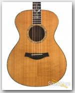 Taylor 30th Anniv. Sitka/Maple Acous/Elec #207 of 250 - Used