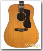 Guild 1981 D-35NT Acoustic Guitar #DB102998 - Used