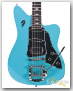 Duesenberg Paloma Narvik Blue Solid Body Electric #160847